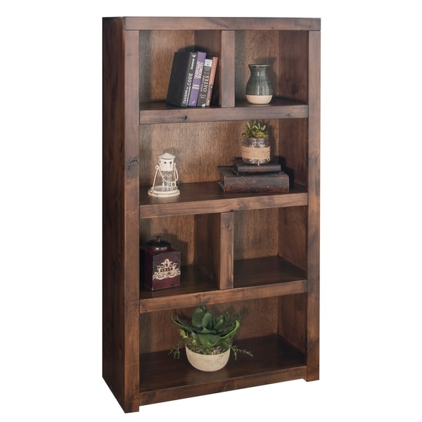Carbon Loft Grimm 64-inch Whiskey Bookcase. Opens flyout.