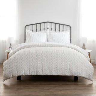 Link to Merit Linens Premium Ultra Soft Lights in Blue Pattern 3 Piece Duvet Cover Set Similar Items in Duvet Covers & Sets