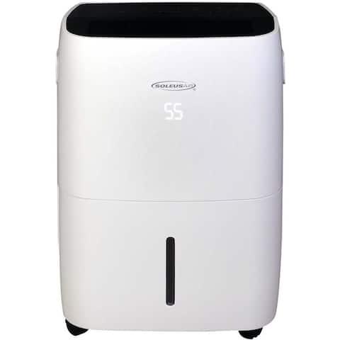 Soleus 70-Pint Energy Star Dehumidifier with WiFi Controls