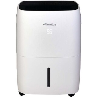 Soleus Energy Star 70 Pint Dehumidifier with Built-In Pump and WiFi Control