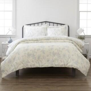Link to Merit Linens Premium Ultra Soft Garden Pattern 3 Piece Duvet Cover Set Similar Items in Duvet Covers & Sets