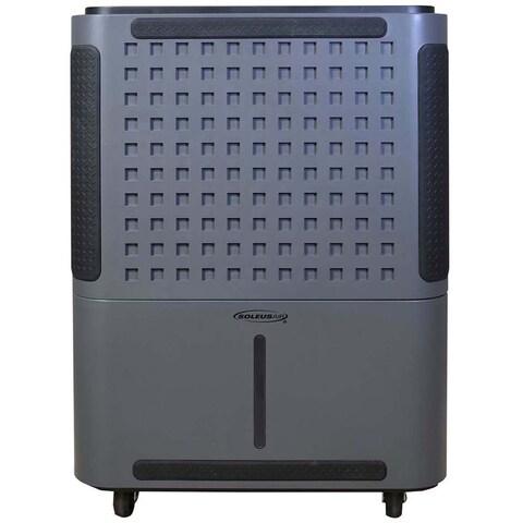 Soleus 110 Pint Portable Dehumidifier with Built-In Pump