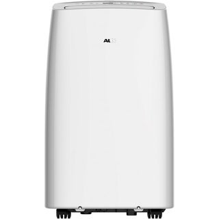 "Aux 115V Portable Air Conditioner with ""Follow Me"" Remote Control for Rooms up to 200-Sq. Ft."