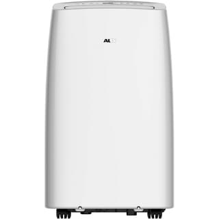 "Aux 115V Portable Air Conditioner with ""Follow Me"" Remote Control for Rooms up to 250-Sq. Ft."