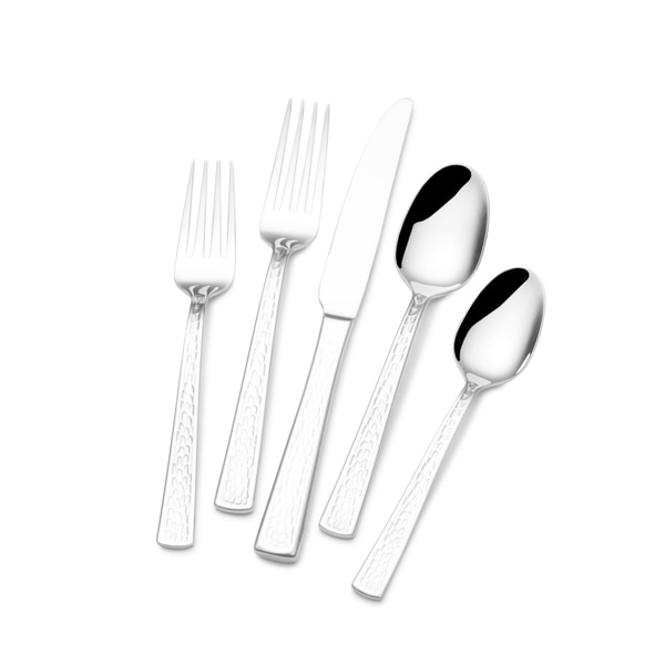Towle Matteo 45-Piece Stainless Steel Set 18.11. Opens flyout.