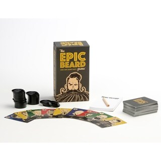 The Good Game Company The EPIC BEARD Board Game