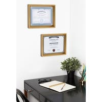 Kate and Laurel Calter Photo Frame Set