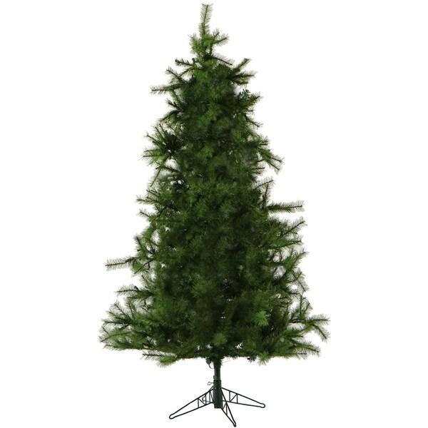 Shop Christmas Time 6.5-Ft. Colorado Pine Artificial Christmas Tree ...