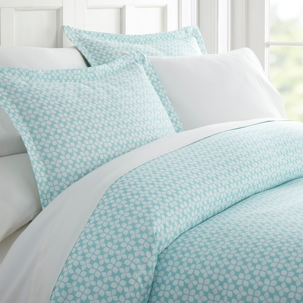 Merit Linens Premium Ultra Soft Starlight Pattern 3 Piece Duvet Cover Set