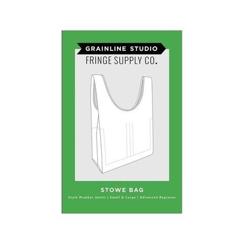 Grainline Studio Stowe Bag Ptrn
