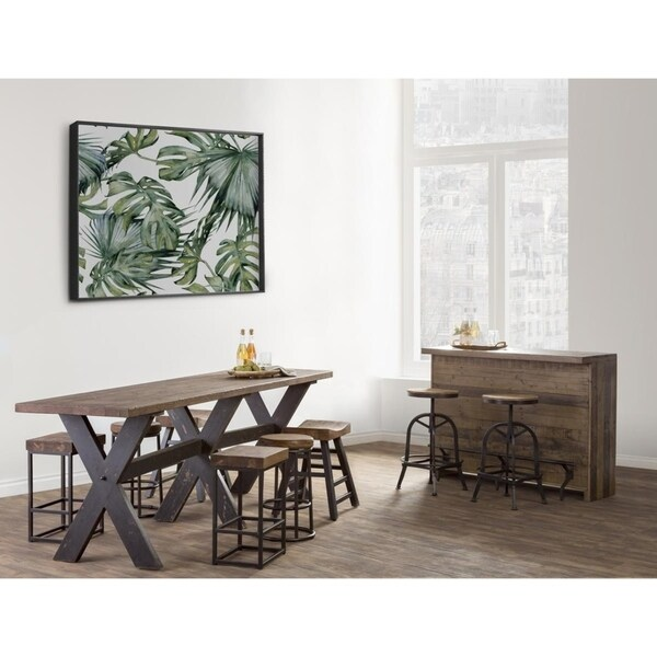 Maribel 118 inch Dining Table by Kosas Home