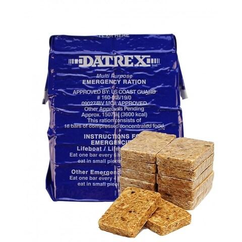 Datrex 3600 Calorie Emergency Food Bar for Survival Kits, Disaster Preparedness 25.4 oz.