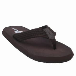 b32a15352ad Buy Brown Men s Sandals Online at Overstock