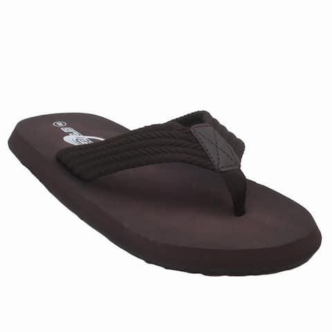 19d835777 BLUE Men s M-Cobad Slip on Flip Flops Summer Sandals