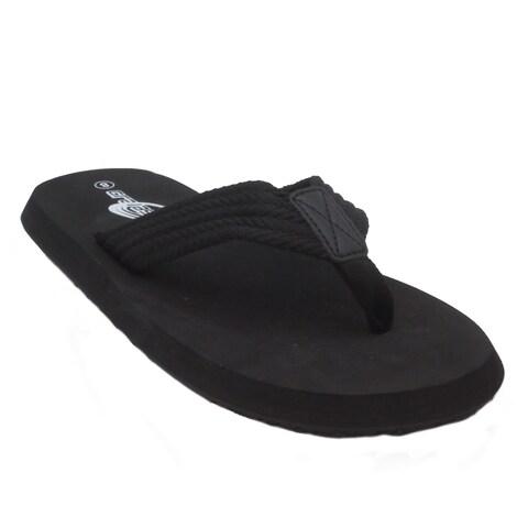 Blue Men's M-Slidster Slip on Sandals Slippers Comfortable