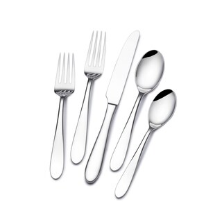 Towle Leo 45-Piece Stainless Steel Set 18.10