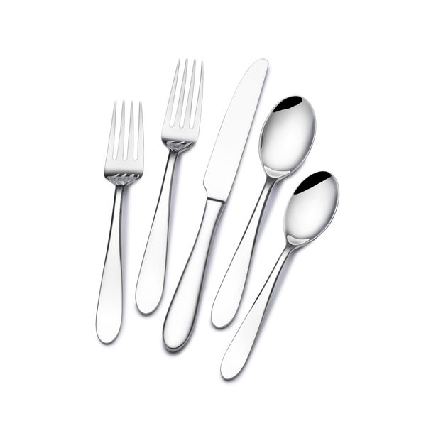 Towle Leo 45-Piece Stainless Steel Set 18.10. Opens flyout.