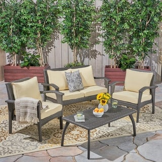 Honolulu Outdoor Weather-Resistant Cushions for Loveseat and Club Chairs