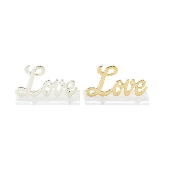 Charming Love Sign, 2 Assortment
