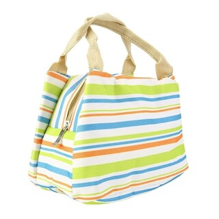 Portable Lunch Box Carry Tote Storage Bag Case Thermal Heat Preservation Bag