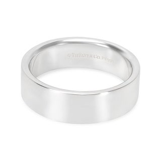 Pre-Owned Tiffany & Co. 6mm Band in Platinum