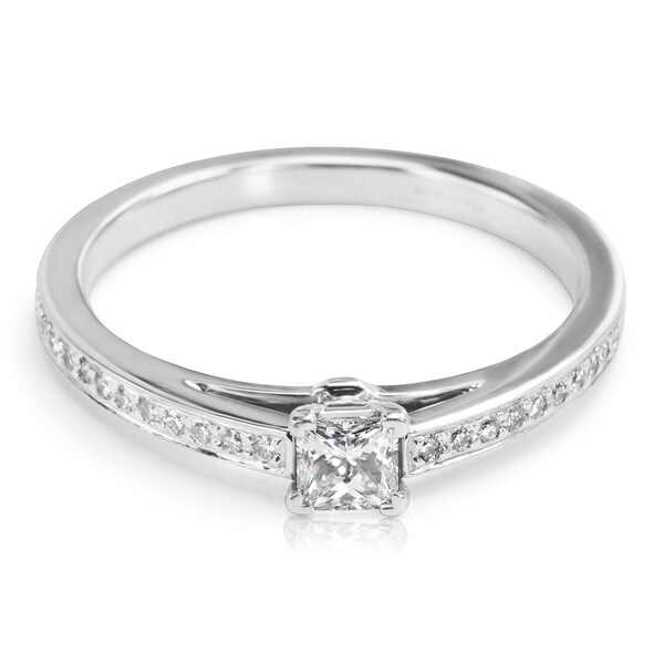 bbdc0de26 Pre-Owned Tiffany & Co. Grace Diamond Engagement Ring in Platinum ...