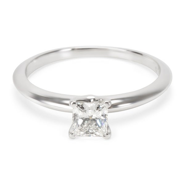 shop pre owned tiffany amp co princess diamond engagement