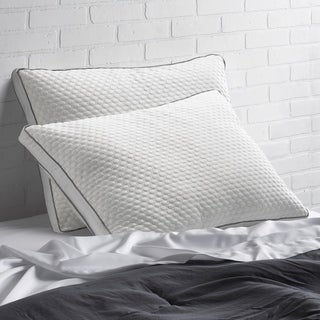 Link to Ella Jayne Home Collection Arctic Chill Super Cooling Gel Fiber Pillow - White Similar Items in Pillows
