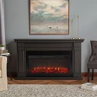 Real Flame Carlisle Grey Electric Fireplace