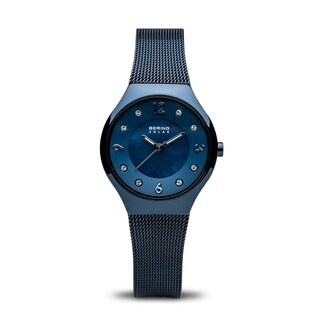 BERING Solar Slim Watch With Sapphire Crystal 14427-393