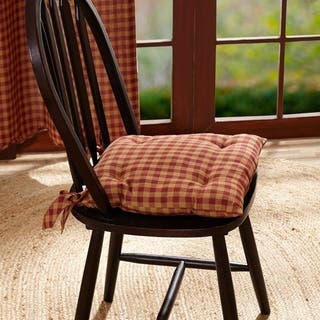 Buy Patterned Chair Cushions Pads Online At Overstock Our Best