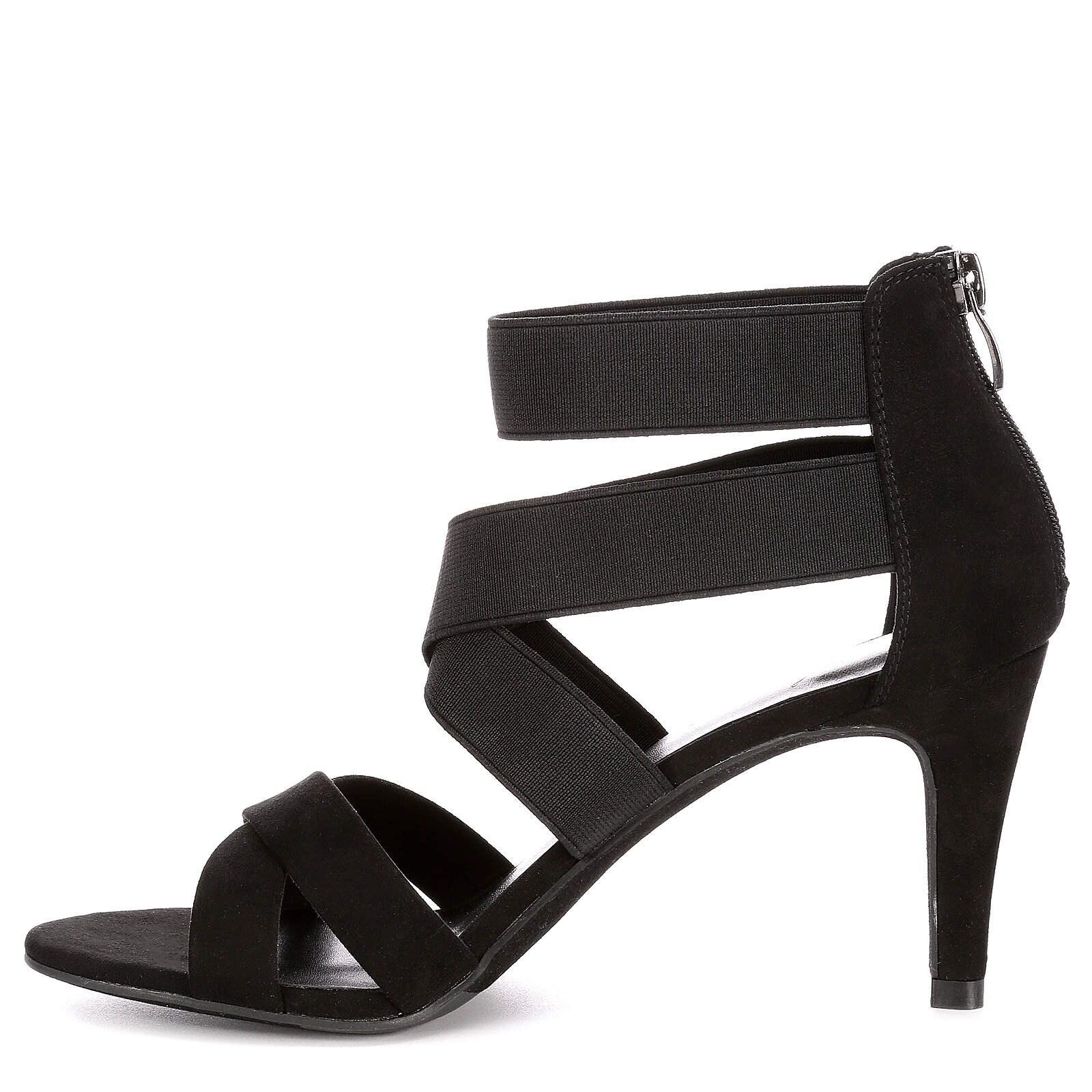 XAPPEAL Womens Elke High Heel Sandal Shoes