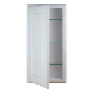 Recessed Baldwin Medicine Storage Cabinet 3.5 in. Deep