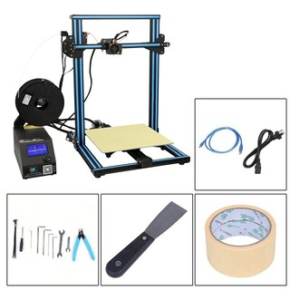 CR-10S DIY 3D Printer Kit Large Printing Size With Dual Z-Rod Lead Motor