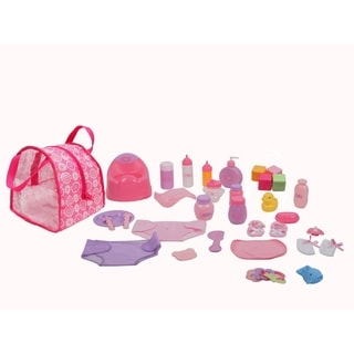 Link to Dream Collection 30 Piece Baby Doll Care Accessories Set Similar Items in Dolls & Dollhouses
