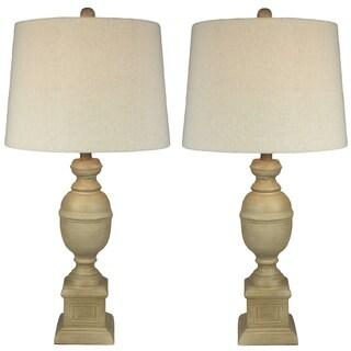 Karina Set of 2 Lamps Set - 28 ich
