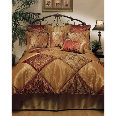 PCHF Chateau Royale 4-piece Comforter Set