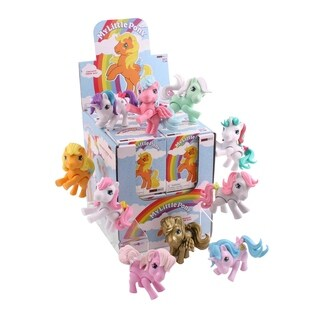 The Loyal Subjects Action Vinyls My Little Pony Wave 1 Individual Blindbox Action Figure