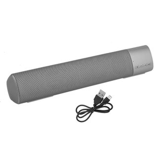 Wireless Hands Free Bluetooth Stereo Music Sound Bar Speaker Support TF Card
