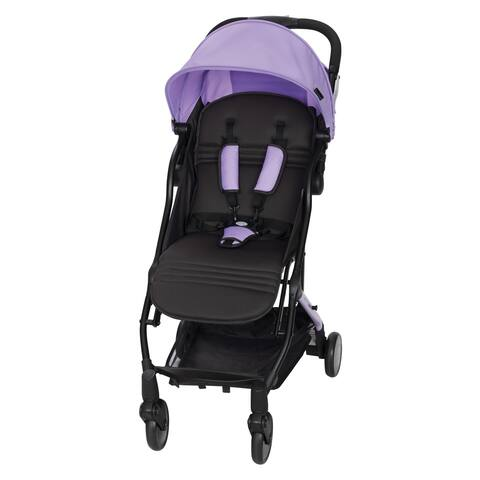Baby Trend Tri-Fold Mini Stroller,Lilac