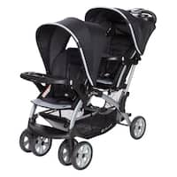 Baby Trend Sit n Stand Double Stroller, Optic Grey