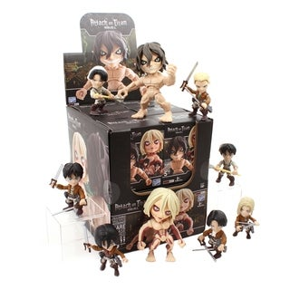 The Loyal Subjects Action Vinyls Attack on Titan Wave 1 Individual Blindbox Action Figure