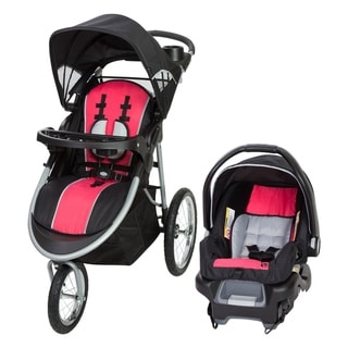 Link to Baby Trend Pathway 35 Jogger Travel System,Optic Pink Similar Items in Strollers