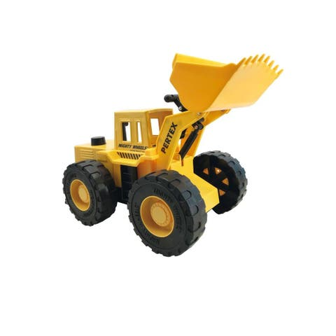 "Mighty Wheels 16"" Front Loader Construction Vehicle"