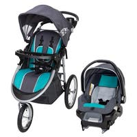 Baby Trend Pathway 35 Jogger Travel System,Optic Teal
