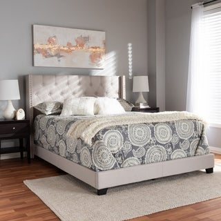 Link to Contemporary Bed by Baxton Studio Similar Items in Bedroom Furniture