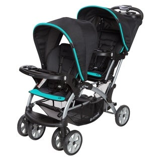 Shop Baby Trend Sit N Stand Double Stroller Free