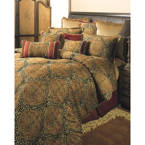 PCHF Tangiers Royale 3-Piece Comforter Set