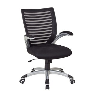 Mesh Seat and Screen Back Office Chair