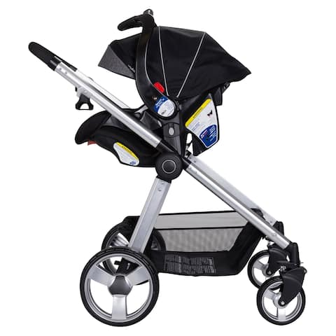 Baby Trend GO LITE Snap Fit Sprout Travel System, Drip drop
